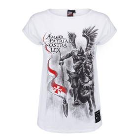 Koszulka Patriotyczna damska Husaria Amor