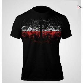 Koszulka Patriotyczna Kotwica Polski Walczącej