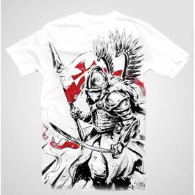 Koszulka patriotyczna Husaria Orły Polskie (b)