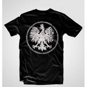 Koszulka patriotyczna Polski Orzeł Front