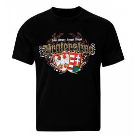 Koszulka patriotyczna Polak Węgier Braterstwo