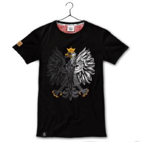 Koszulka Patriotyczna z Orłem (cz)