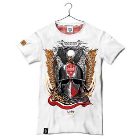 Koszulka patriotyczna Husarz elitarna kawaleria (b)