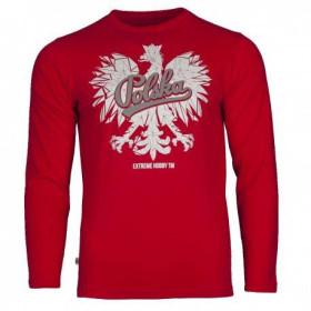 Koszulka męska z długim rękawem Modern Eagle