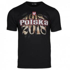 Koszulka patriotyczna Polska 100 lat niepodległości 2018