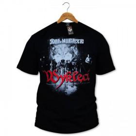 Koszulka Patriotyczna Żołnierze Wyklęci - wilk