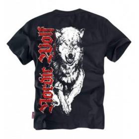"""Koszulka uliczna Nordic Wolf - """"Geri"""""""