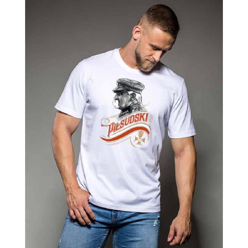 810746e63 Koszulka patriotyczna Józef Piłsudski - sklep Patrioty.pl