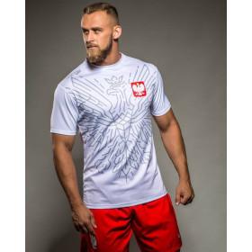 Koszulka patriotyczna piłkarska orzeł