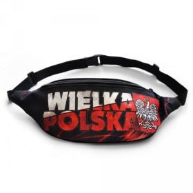 Saszetka nerka Wielka Polska - Godło