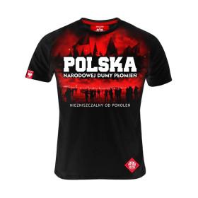 Koszulka patriotyczna Narodowej Dumy Płomień