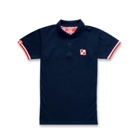 Koszulka polo Szachownica Lotnicza