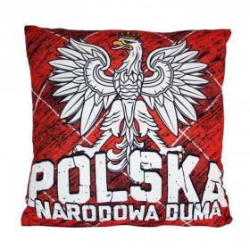 Poduszka patriotyczna Polska - narodowa duma