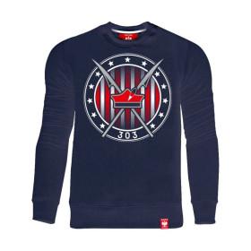 Bluza patriotyczna Dywizjon 303 - jeans